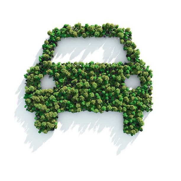 Green Car:スマホ壁紙(壁紙.com)