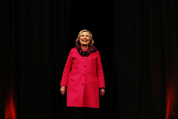 Spark Arena「An Evening With Hillary Rodham Clinton - Auckland」:写真・画像(10)[壁紙.com]