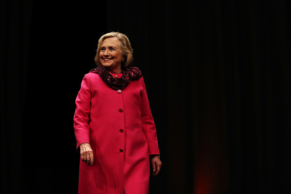 Spark Arena「An Evening With Hillary Rodham Clinton - Auckland」:写真・画像(8)[壁紙.com]