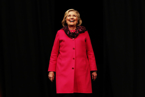 Spark Arena「An Evening With Hillary Rodham Clinton - Auckland」:写真・画像(11)[壁紙.com]