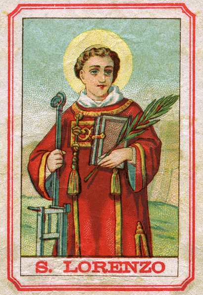 Fototeca Storica Nazionale「Saint Lawrence Martyr」:写真・画像(14)[壁紙.com]