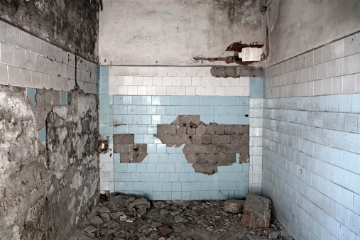 Horror「Destroyed Room」:スマホ壁紙(11)
