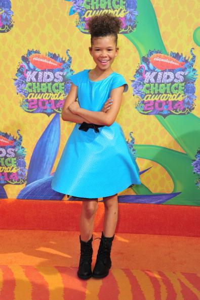 キッズ・チョイス・アワード「Nickelodeon's 27th Annual Kids' Choice Awards - Arrivals」:写真・画像(11)[壁紙.com]