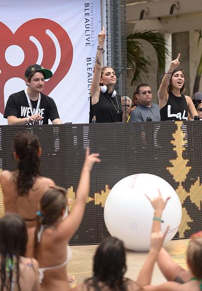 Gustavo Caballero「iHeartRadio Ultimate Pool Party Presented By VISIT FLORIDA At Fontainebleau's BleauLive - Pool Stage Show」:写真・画像(6)[壁紙.com]