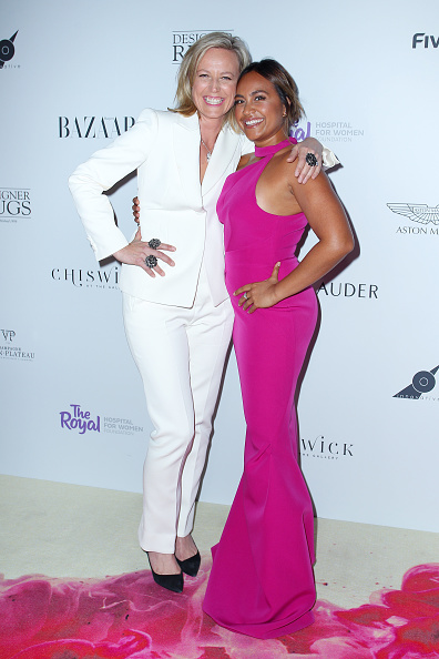 Lisa Maree Williams「BAZAAR In Bloom Charity Gala - Arrivals」:写真・画像(19)[壁紙.com]