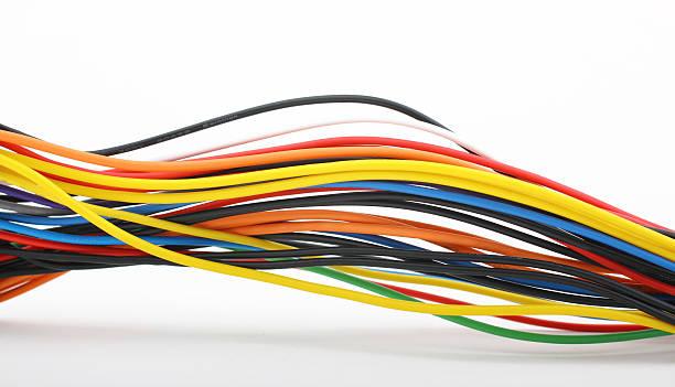 Color wires:スマホ壁紙(壁紙.com)