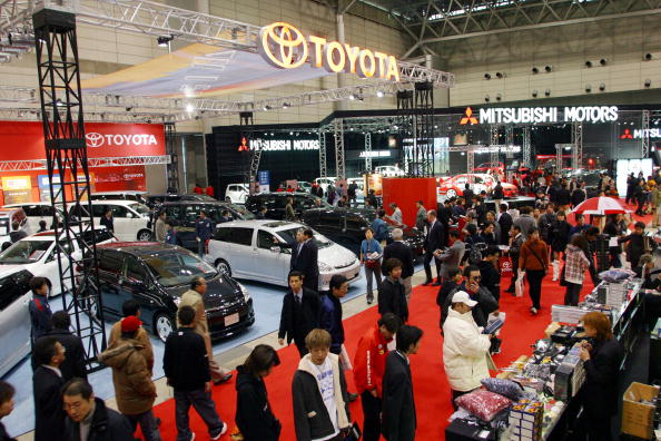 Tokyo Auto Salon「New Cars Introduced At Tokyo Auto Salon」:写真・画像(16)[壁紙.com]