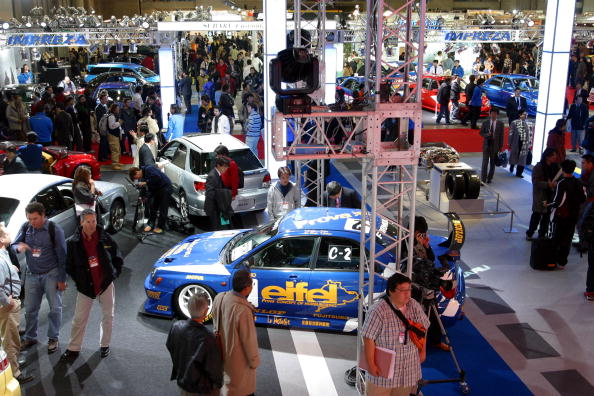 Tokyo Auto Salon「New Cars Introduced At Tokyo Auto Salon」:写真・画像(14)[壁紙.com]