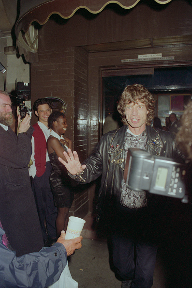 Clubbing「Mick Jagger Attends Prince's Birthday Party」:写真・画像(6)[壁紙.com]