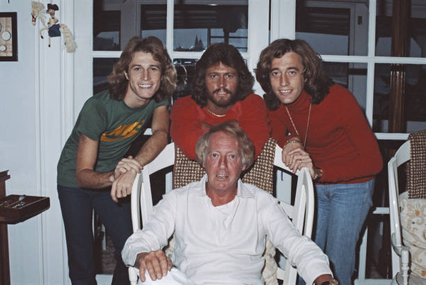 Andy Gibb「Brothers Gibb and Stigwood」:写真・画像(12)[壁紙.com]