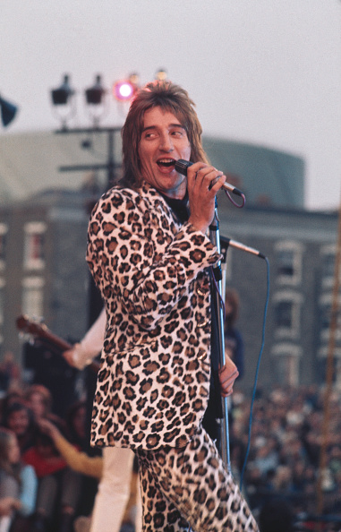 Leopard Print「Faces At Rock At The Oval」:写真・画像(4)[壁紙.com]