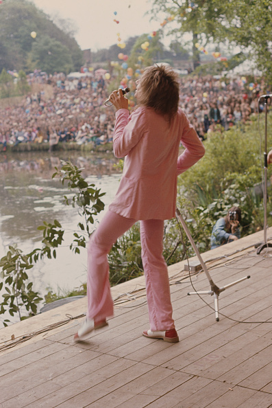 Outdoors「Rod Stewart And Faces At Crystal Palace」:写真・画像(17)[壁紙.com]