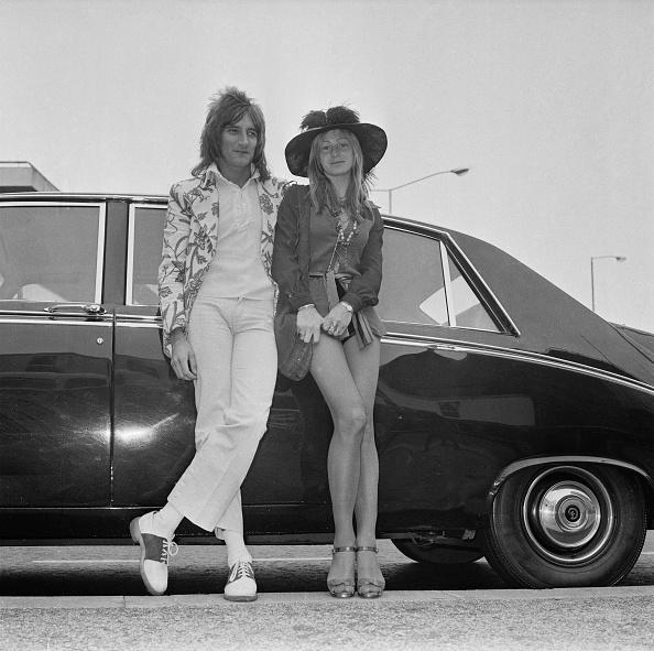 ダイムラーAG「Rod Stewart And Dee Harrington」:写真・画像(16)[壁紙.com]