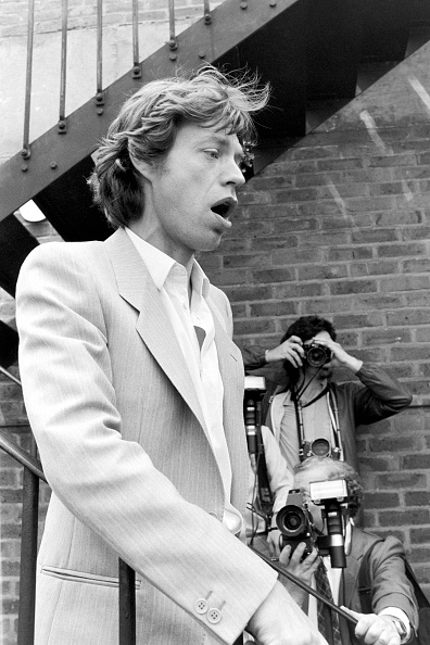 Steps「Mick Jagger」:写真・画像(17)[壁紙.com]