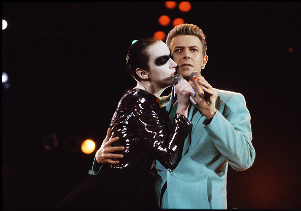 Tribute Event「Bowie And Lennox Duet」:写真・画像(6)[壁紙.com]