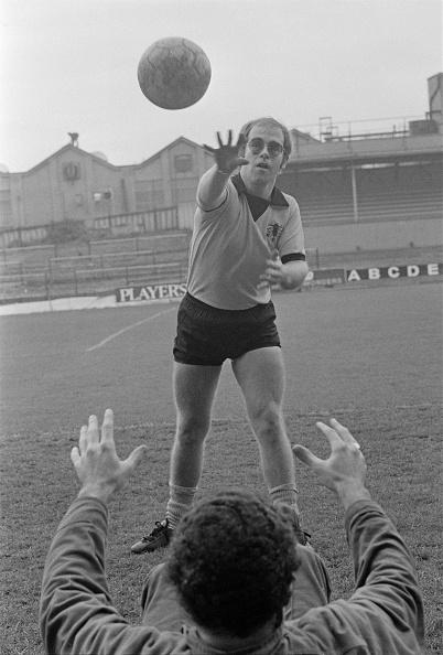 Sports Training「Elton John At Watford」:写真・画像(15)[壁紙.com]