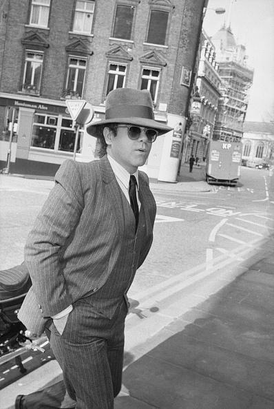 Terry Disney「British Singer-Songwriter Elton John」:写真・画像(7)[壁紙.com]