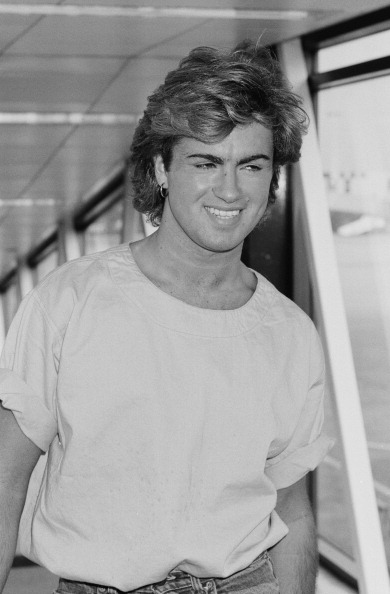 Pop Musician「George Michael」:写真・画像(5)[壁紙.com]