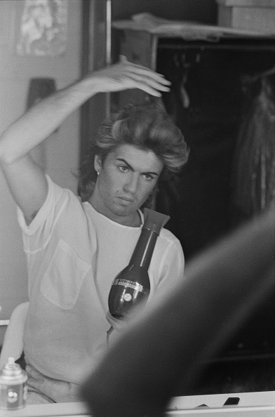 Big Hair「George Michael's Hair」:写真・画像(2)[壁紙.com]