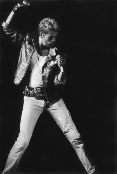 Singer「Michael On Stage」:写真・画像(8)[壁紙.com]