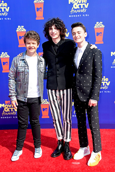 Noah Schnapp「2019 MTV Movie And TV Awards - Arrivals」:写真・画像(15)[壁紙.com]