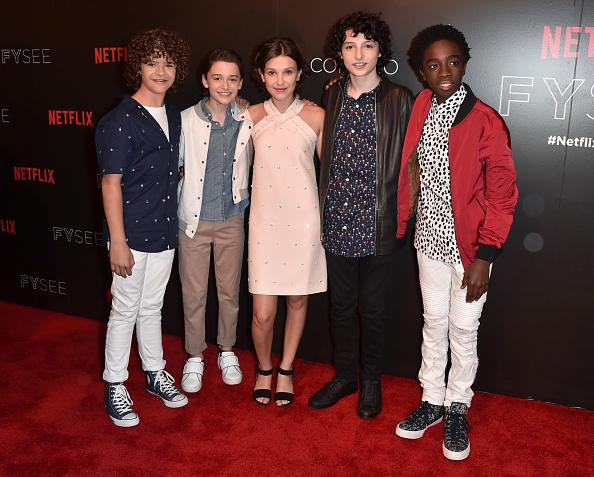 "Noah Schnapp「Netflix's ""Stranger Things"" FYC Event - Arrivals」:写真・画像(18)[壁紙.com]"