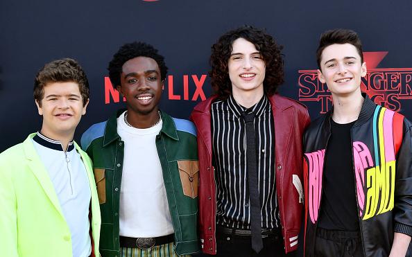 "Noah Schnapp「Premiere Of Netflix's ""Stranger Things"" Season 3 - Arrivals」:写真・画像(9)[壁紙.com]"