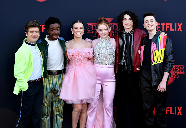 "Noah Schnapp「Premiere Of Netflix's ""Stranger Things"" Season 3 - Arrivals」:写真・画像(19)[壁紙.com]"