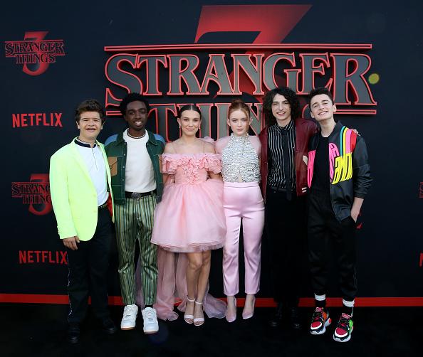 "Noah Schnapp「""Stranger Things"" Season 3 World Premiere」:写真・画像(15)[壁紙.com]"
