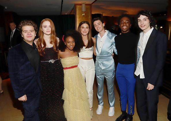 Noah Schnapp「2020 Netflix SAG After Party」:写真・画像(13)[壁紙.com]