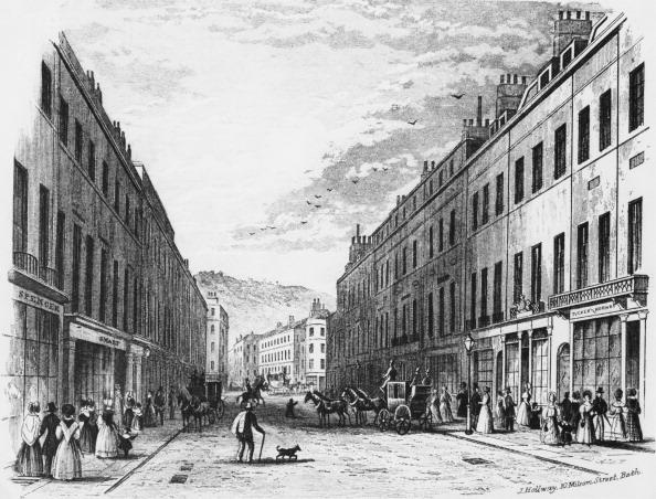 Bath - England「Union Street in Bath」:写真・画像(14)[壁紙.com]