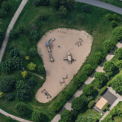 Aerial View「Arial View of playing ground」:スマホ壁紙(15)