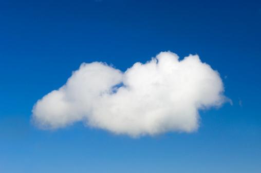 cloud「シングルクラウド」:スマホ壁紙(16)