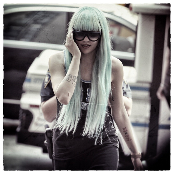 Amanda Bynes「Amanda Bynes Manhattan Criminal Court Appearance - July 9, 2013」:写真・画像(6)[壁紙.com]