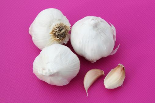Garlic Clove「Garlic bulbs」:スマホ壁紙(11)