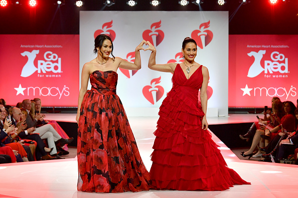 Hammerstein Ballroom「The American Heart Association's Go Red For Women Red Dress Collection 2019 Presented By Macy's - Runway」:写真・画像(3)[壁紙.com]