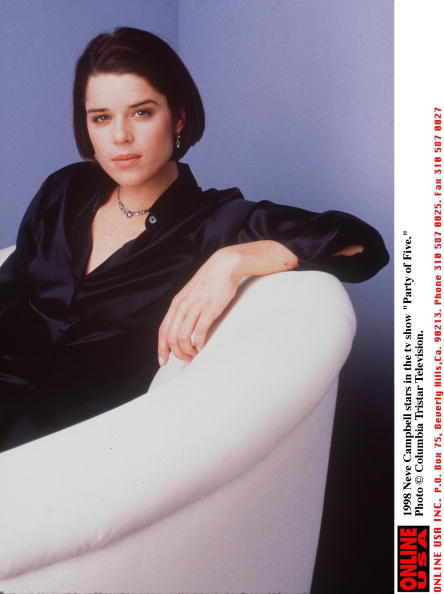 1990-1999「Neve Campbell Stars In Party Of Five」:写真・画像(2)[壁紙.com]