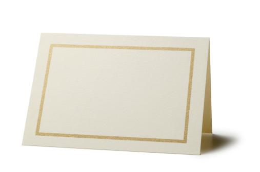Reserved Sign「Blank Card」:スマホ壁紙(0)