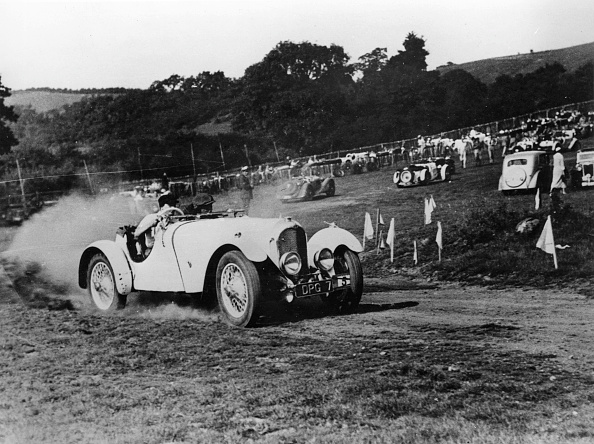 Dust「1936 Marendaz 15-90 Short Chassis At Rushmore. Creator: Unknown.」:写真・画像(0)[壁紙.com]