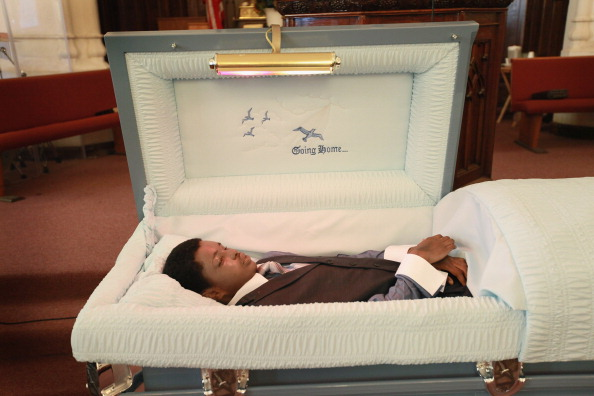 Baptist「A Young Victim Of Chicago's Gun Violence Is Laid To Rest」:写真・画像(18)[壁紙.com]