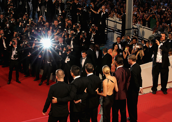 "Chris Sparling「""The Sea Of Trees"" Premiere - The 68th Annual Cannes Film Festival」:写真・画像(1)[壁紙.com]"