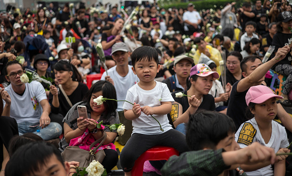 Billy H.C「Rallies In Taiwan After Toddler Beheaded」:写真・画像(0)[壁紙.com]