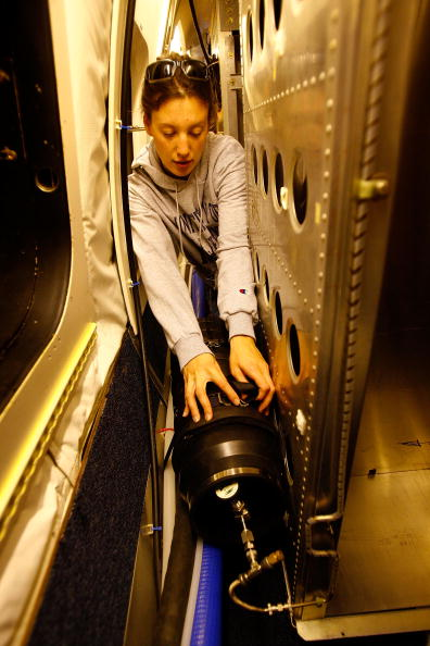 University of California「NASA's Flying Laboratory Studies Impact Of Air Pollution On Arctic」:写真・画像(12)[壁紙.com]