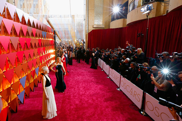 Hollywood and Highland Center「89th Annual Academy Awards - Red Carpet」:写真・画像(19)[壁紙.com]