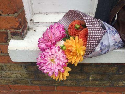 花「Flowers at Columbia Road Flower market. London.」:スマホ壁紙(18)