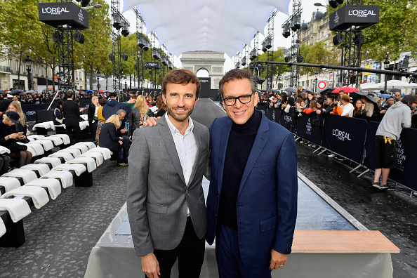 Victor Boyko「Le Defile L'Oreal Paris Front Row - Paris Fashion Week Womenswear Spring/Summer 2018」:写真・画像(4)[壁紙.com]