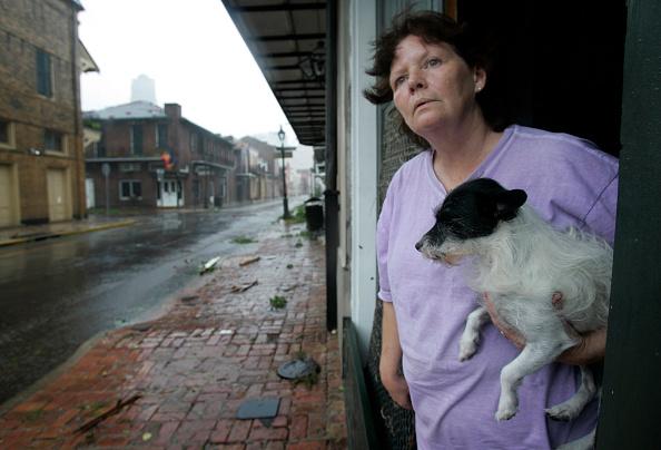 Pensacola「Hurricane Katrina Hits The Gulf Coast」:写真・画像(15)[壁紙.com]