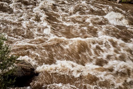 アーカンソー川「Arkansas River close-up rapids」:スマホ壁紙(7)