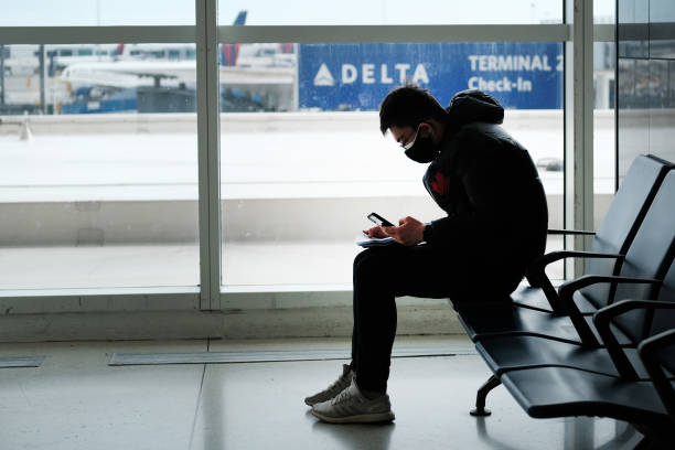 Airline Industry On Edge As Coronavirus Continues To Spread:ニュース(壁紙.com)