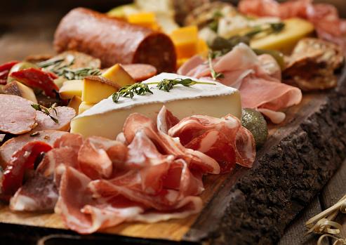 French Food「Charcuterie Board」:スマホ壁紙(15)